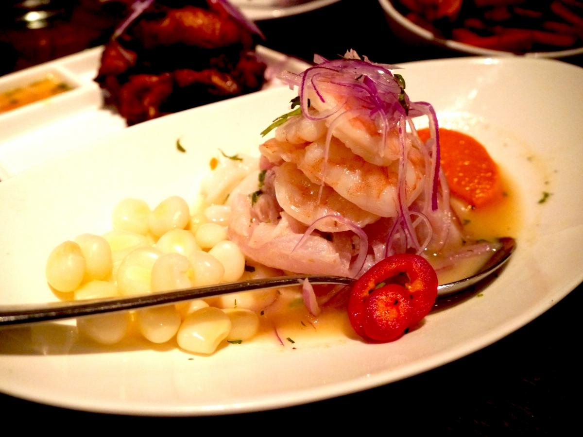 秘魯鮮魚好滋味:Ceviche at Limon Rotisserie