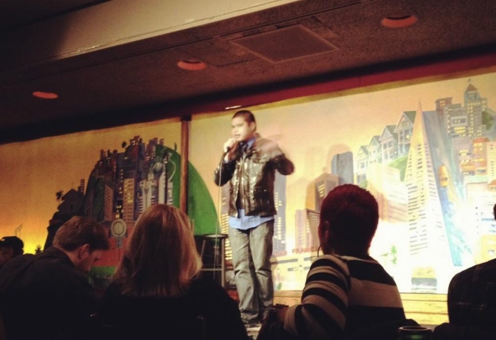 笑話滿點的笑點俱樂部:Punch Line Stand-up Comedy Club