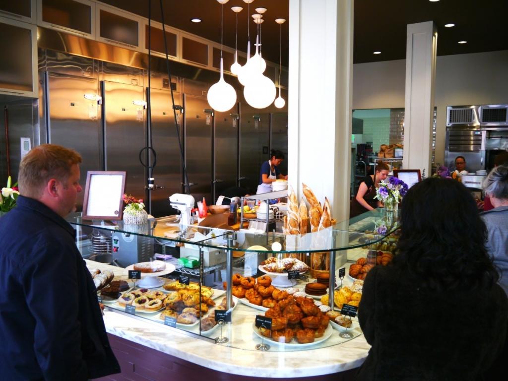 在舊金山遇見巴黎甜點:b. patisserie