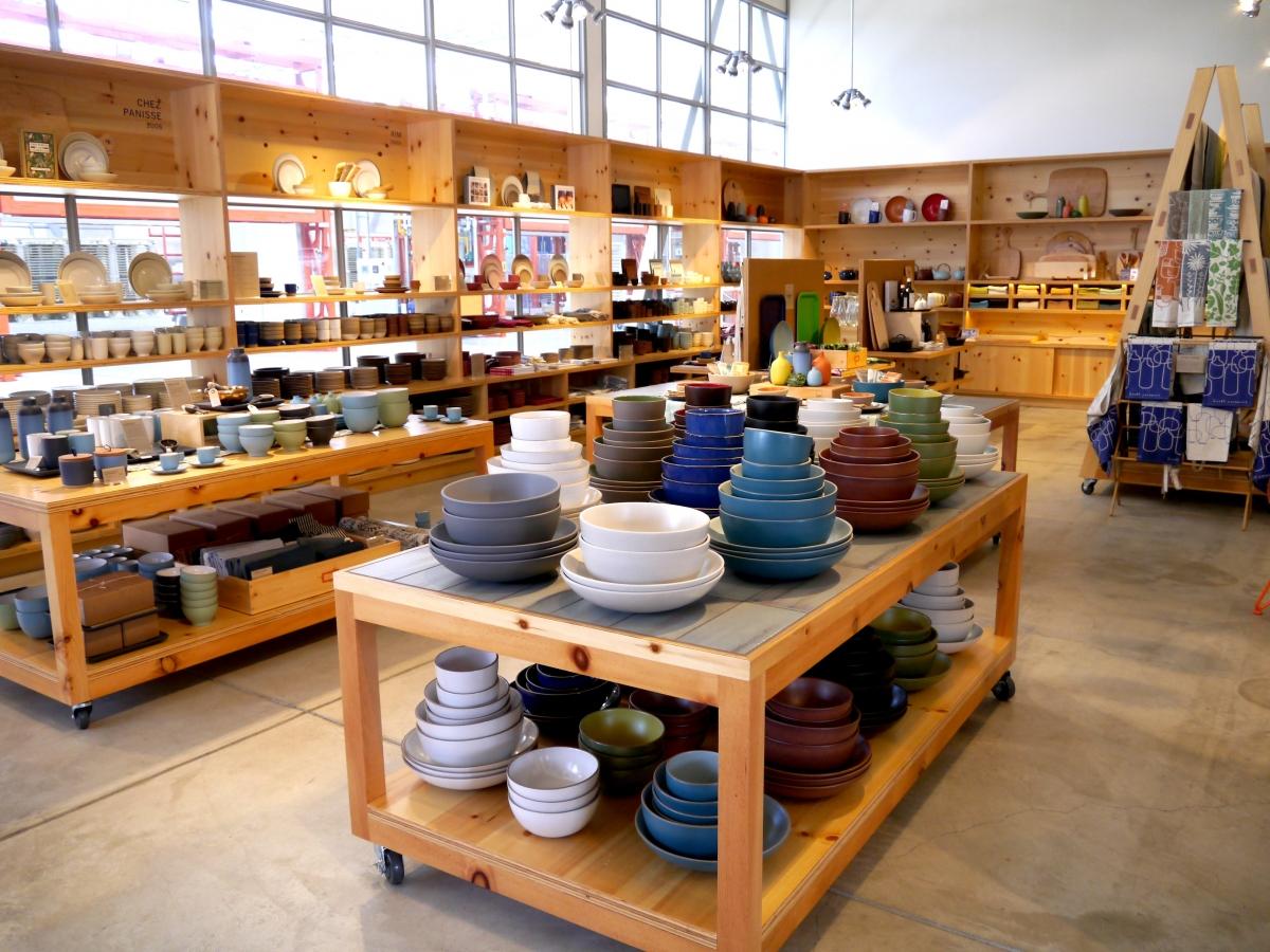 舊金山工藝伴手禮:希思陶器 Heath Ceramic