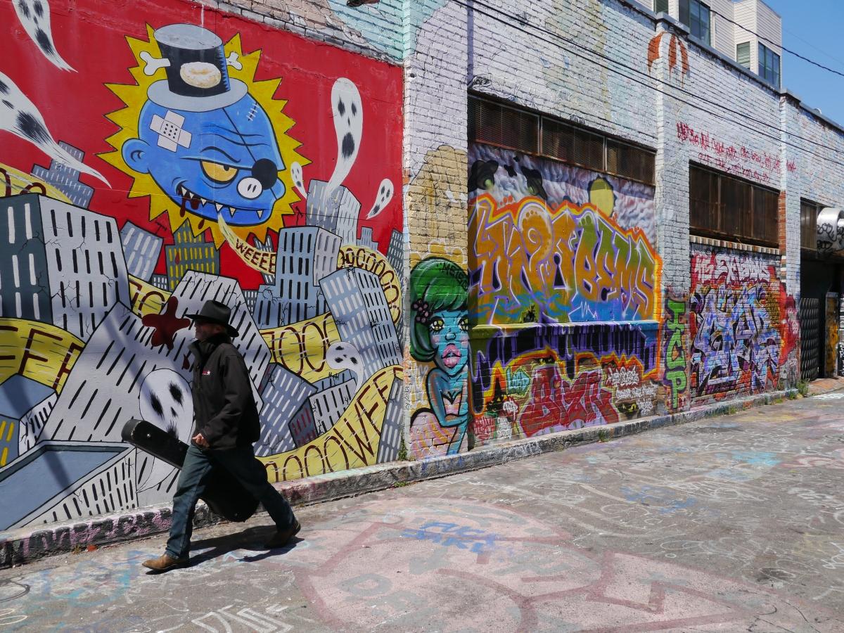 失衡的舊金山(上):一街之隔的富裕與赤貧