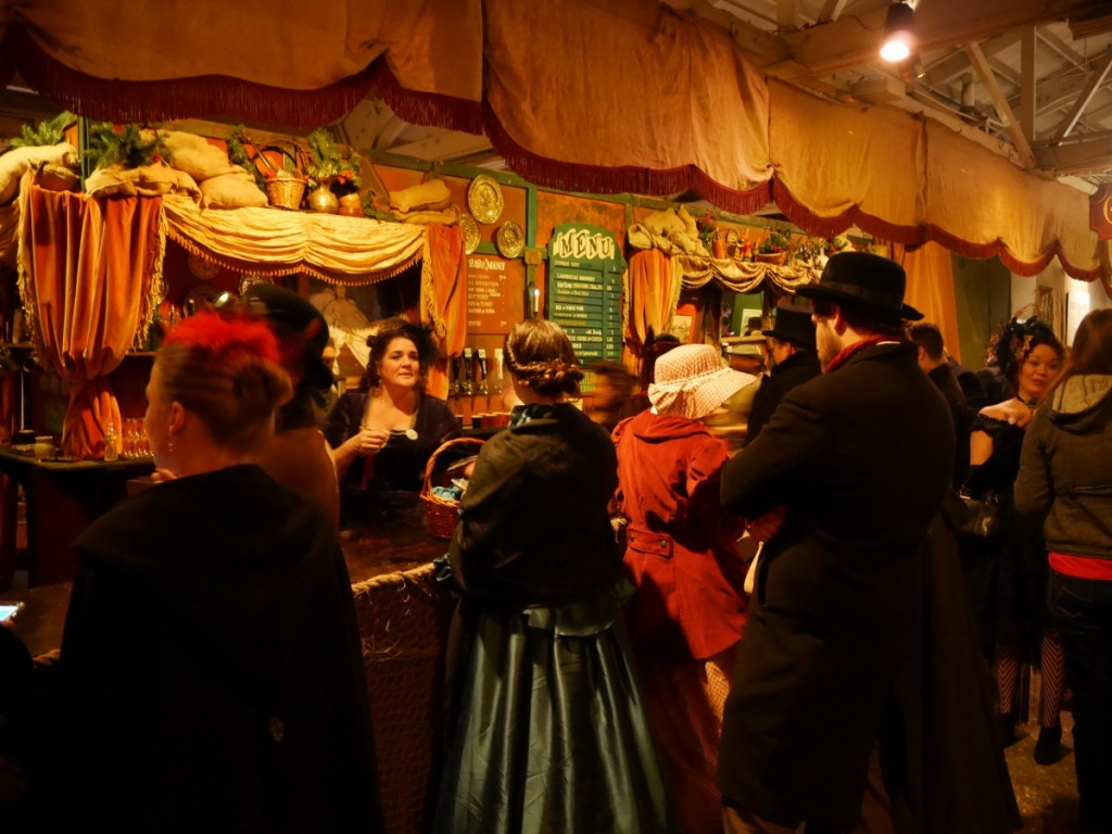 SF 狄更斯聖誕市集 The Great Dickens Christmas Fair