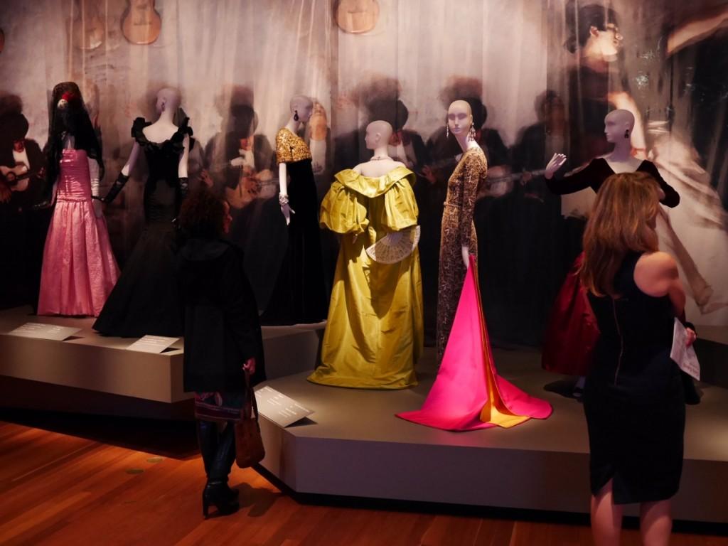 時尚設計特展:晚禮服之王 Oscar de la Renta